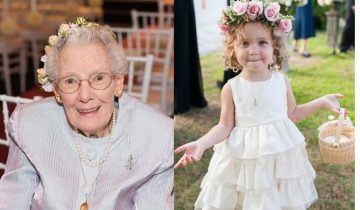 Справится ли 92-летняя бабуля с работой для маленькой девочки?