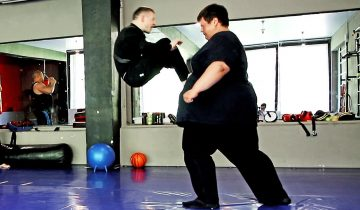 Вес имеет значение: 260 кг против 60 кг