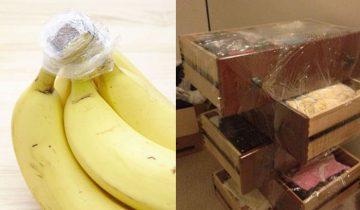 8 малоизвестных лайфхаков с упаковочной пленкой