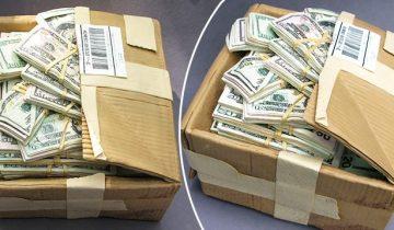 Жена заявила: «Начни наконец-то делать деньги!». И он сделал… целую коробку