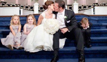 Детишки на свадьбе: кому праздник, а кому скука смертная