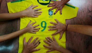 Родовое благословение семьи Да Силва: у них всех по шесть пальцев
