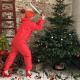 В Лондоне открылась «Рождественская комната ярости», где женщины могут избавиться от праздничного стресса