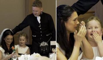 Невеста подумала, что это глупый розыгрыш, но потом едва не расплакалась от умиления