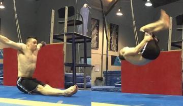Лишь два человека в мире могут выполнить это упражнение полностью