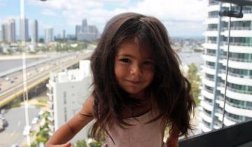 «Маленькая Рапунцель» благодаря уникальной шевелюре начала карьеру модели в 2 года!