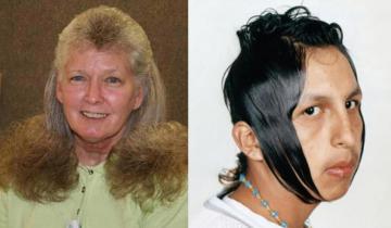 15 сумасшедших причесок: были бы волосы, а фантазия всегда найдется