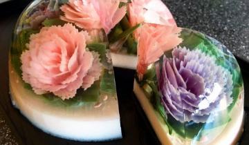 Как создаются невероятные желейные «плавающие» 3D-тортики? Откровения профи!