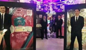 Китайское ноу-хау «муж-на-час-для-шопинга» для одиноких дам