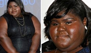 Темнокожую актрису критиковали за лишний вес, и она нашла в себе силы измениться