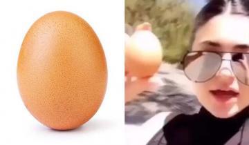 Кайли Дженнер разобиделась на яйцо, которое залайкали вместо её легендарного фото