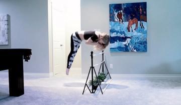 Новое сложное хобби девушек Севера — бегать и прыгать как лошадки