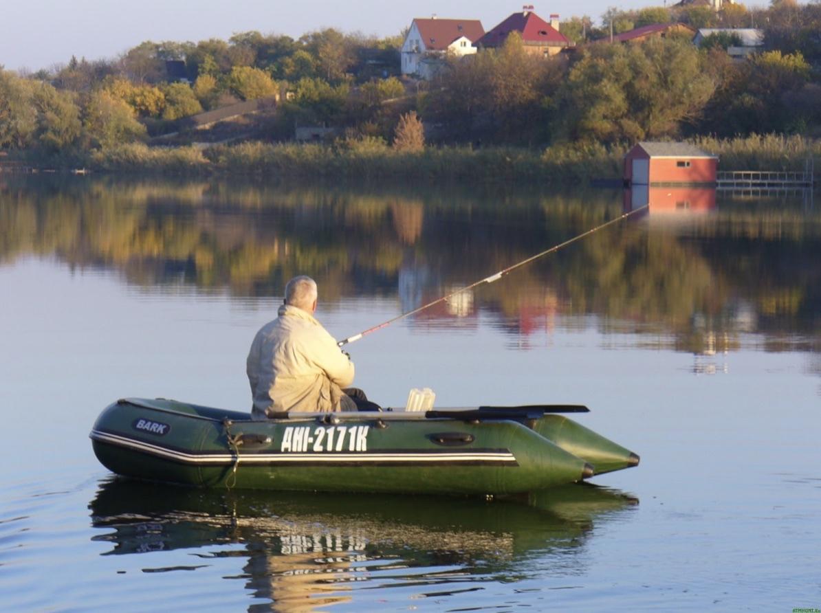 Качественная надувная лодка