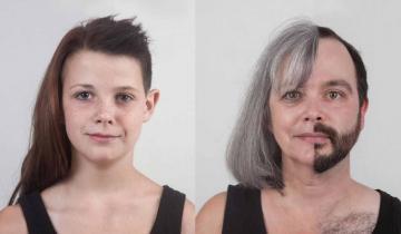 Фотопроект «Генетическое наследие»: насколько на самом деле похожи родственники?
