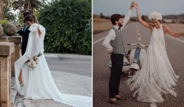 11 невест, которые очень оригинально подошли к выбору свадебного платья