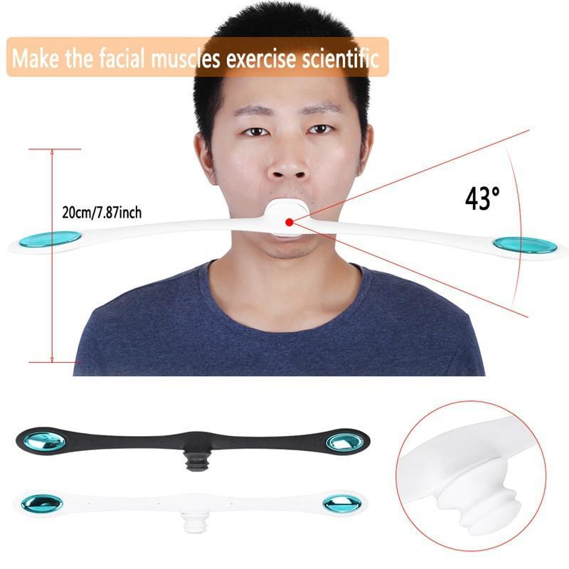 Тренажер для похудения лица