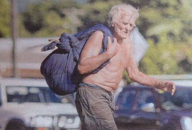 Михаил Фоменко в старости Фото: скриншот газеты «Townsville Bulletin»