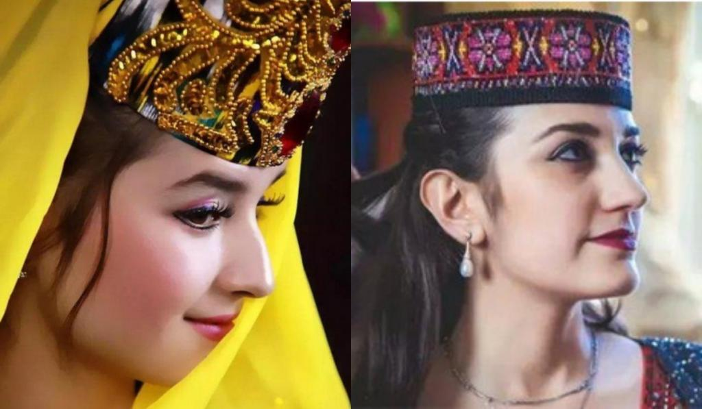 китаянки-таджички