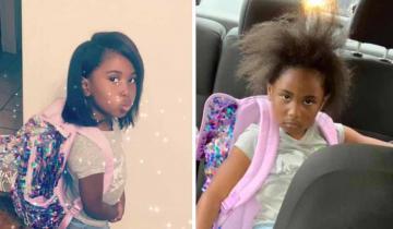 Международный феномен: после первого дня в школе у детей волосы встают дыбом