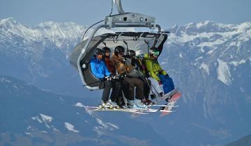 Зима близко: топ-5 горнолыжных курортов Австрии для  украинцев