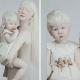 Сёстры-альбиносы, которые родились с разницей в 12 лет, удивляют людей своими фотографиями