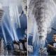 Гостей на малайзийской свадьбе поразил огромный перевернутый торт на потолке