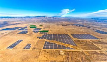 6 самых больших в мире солнечных электростанций