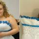 7 девушек, одетые в одну и ту же одежду, до и после похудения (на 50-100 кг)
