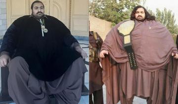 «Халк» из Пакистана весом 440 кг ищет себе девушку, к которой предъявляет два требования