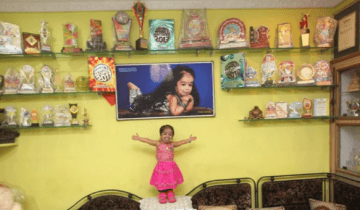 Как живется индийской Дюймовочке с ростом в 63 см
