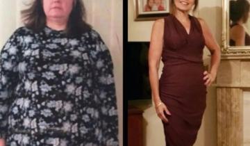 Тренер по аэробике набрала 127 кг, но затем взяла себя в руки и похудела