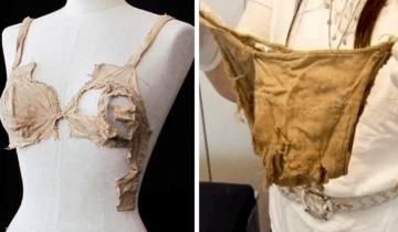 Ученые обнаружили нижнее белье, которому 500 лет