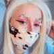 Новый челлендж #maskmakeup: мода и гламур добрались и до медицинских масок на лица