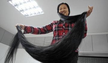Как трудно приходится Се Цюпин — китайской Рапунцель