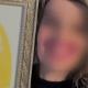 Мама накрасилась как на портрете, нарисованном дочкой, и пользователи надорвали животы, увидев этот шедевр