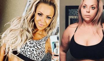 Мама двоих детей придумала, как сбросить 45 кг, поняв, что тренировки в зале не помогают