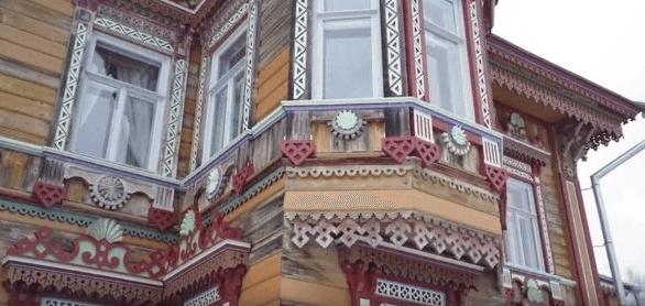 Русский терем стоял нетронутым 120 лет, но его отреставрировали