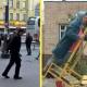 Странные фотографии людей на улице, которые вас удивят
