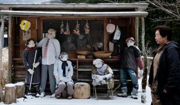 В Японии есть деревушка, большинство жителей в которой — куклы!