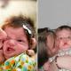 11 малышей, которые смешно реагируют на поцелуи