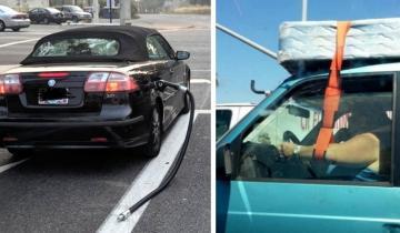 Осторожнее за рулем: приколы с автомобилями