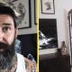 Мужчина впервые за 10 лет сбрил бороду, и жена его не узнала!
