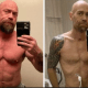 Здоровяк-красавчик показал, что сделал с ним COVID-19 за несколько недель