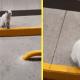 Бездомный кот каждый день сидел около входа в магазин и долго кого-то ждал