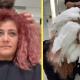 Женщина пришла в салон красоты, чтобы убрать «нелепый» цвет волос