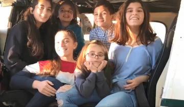 17-летняя девушка сама вырастила 5 братьев и сестер