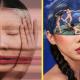 Кореянка рисует на своем лице удивительные иллюзии, которые принесли ей мировую славу