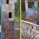 Житель Вьетнама построил забор из сотен старых смартфонов Apple