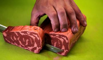 Теперь мясо можно печатать на 3D-принтере: еда будущего уже здесь