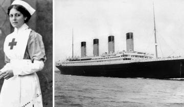 Непотопляемая Вайолетт Джессоп, пережившая «Титаник» и его брата-близнеца